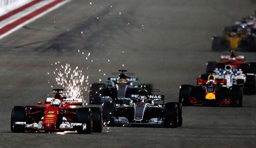 Formel 1: Tests: Wieder Probleme bei Vettel - Bottas Schnellster