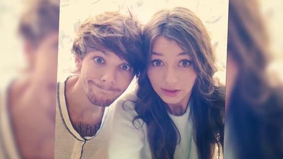 Louis Tomlinson Hits Tokyo with His Girlfriend as 1D Arrive Back in the UK