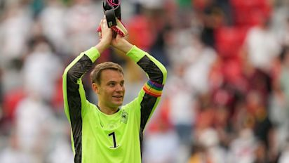 UEFA ends investigation into Neuer's armband