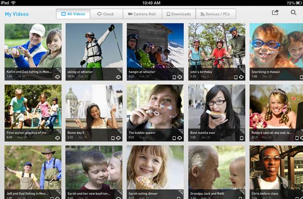 RealPlayer Cloud fuses video player and cloud storage, launches on Android, iOS, PC and Roku
