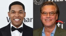 Kelvin Harrison Jr: Aaron Sorkin was 'conducting a symphony' on 'Trial of the Chicago 7' (exclusive)
