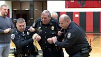 Why This Police Chief Was Hit With a Taser