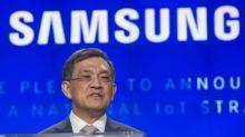 El presidente ejecutivo de Samsung Electronics deja su cargo pese a resultados récord