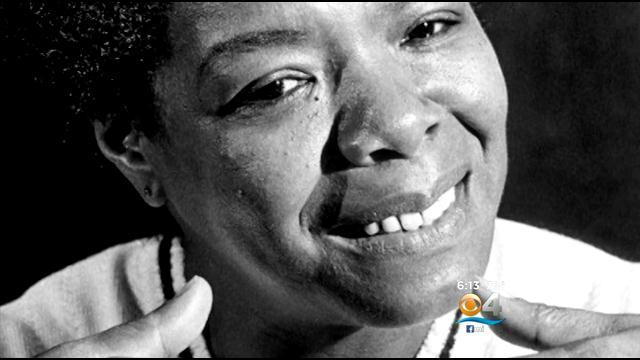 An Exclusive Look Of Maya Angelou's Last Work