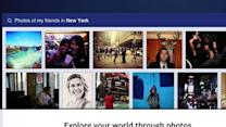 Facebook Graph Search takes on Google