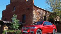 海外新車試駕-The New BMW X6
