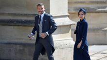 Los Clooney, los Beckham y Oprah, entre los invitados a la boda real británica