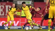 Dortmund slip up at bottom club Nurnberg