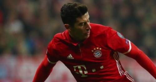 Foot - C1 - Bayern - Robert Lewandowski a déclaré forfait pour Bayern Munich - Real Madrid