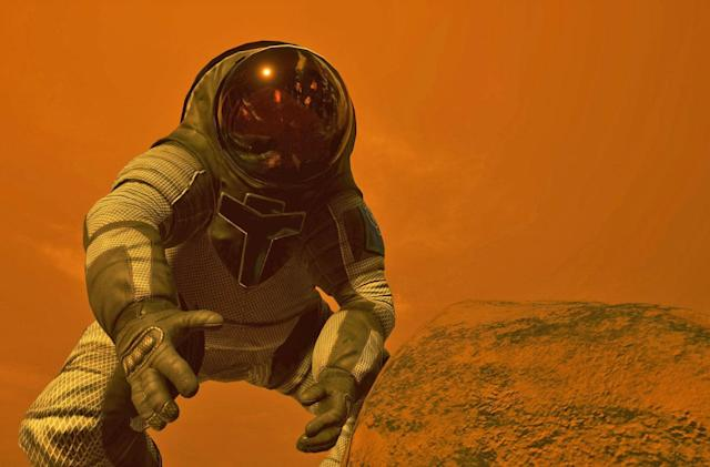 See how NASA envisions a 'Mars 2030' landing in VR