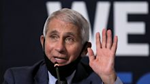 Dr. Anthony Fauci Says He Has 'No Intention Of Leaving' His Job