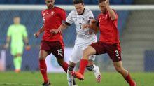 Foot - L. nations - Ligue des nations:l'Allemagne bousculée et tenue en échec par la Suisse