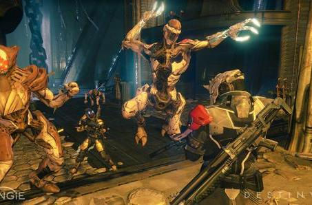 Destiny beta coming to PlayStations first