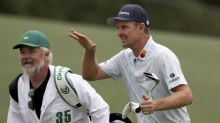 Englishman Rose in command at the Masters