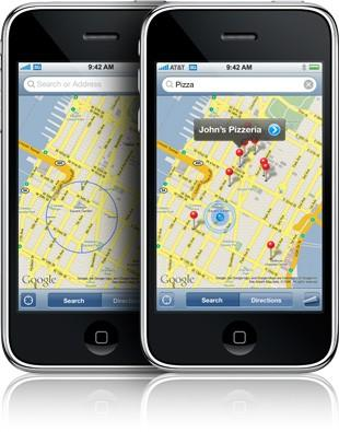 iPhone experiencing GPS problems after 2.0.1 update?