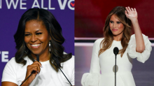 'Mrs. Trump is a strong and independent woman': FLOTUS's spokesperson explains why she hasn't reached out to Michelle Obama
