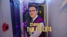 Tom Fletcher's 'The Christmasaurus' to be adapted for the stage