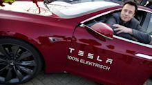 Tesla drivers have the highest credit scores, study says