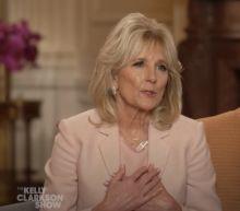 Jill Biden assures Kelly Clarkson things will get better after her divorce: 'If I hadn't gotten divorced, I never would have met Joe'