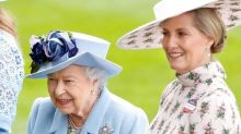 Queen Elizabeth and Sophie, the Coutess of Wessex team up for a joint video call
