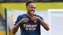 Arteta hopes for Aubameyang contract news 'in the next few days'
