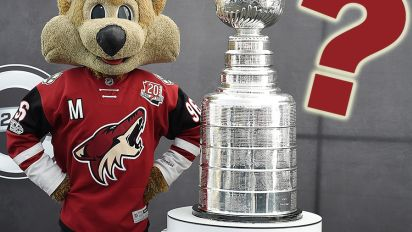 What if the Coyotes never moved to Glendale?