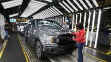 Ford shares surge as US pickup sales stay strong