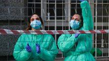 Spain's pace of coronavirus deaths slows again