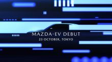 Mazda teases its Tokyo-bound EV again —and it's a crossover coupe
