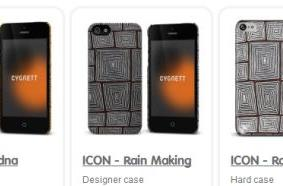 Cygnett's ICON case contains the story behind the artists and art