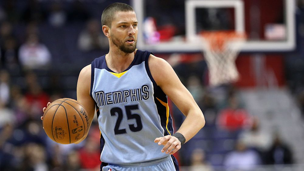Grizzlies' Chandler Parsons to undergo season-ending knee surgery