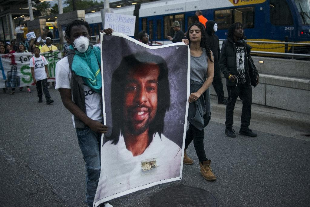 US fundraiser honoring black man killed by police feeds impoverished children