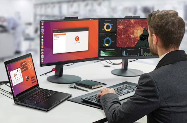 Lenovo brings Linux to its P-series ThinkPads and ThinkStations