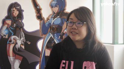 Elicia Lee - Beyond Gaming