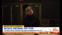 Natalie Portman channels Lady Gaga and Madonna in dark new film