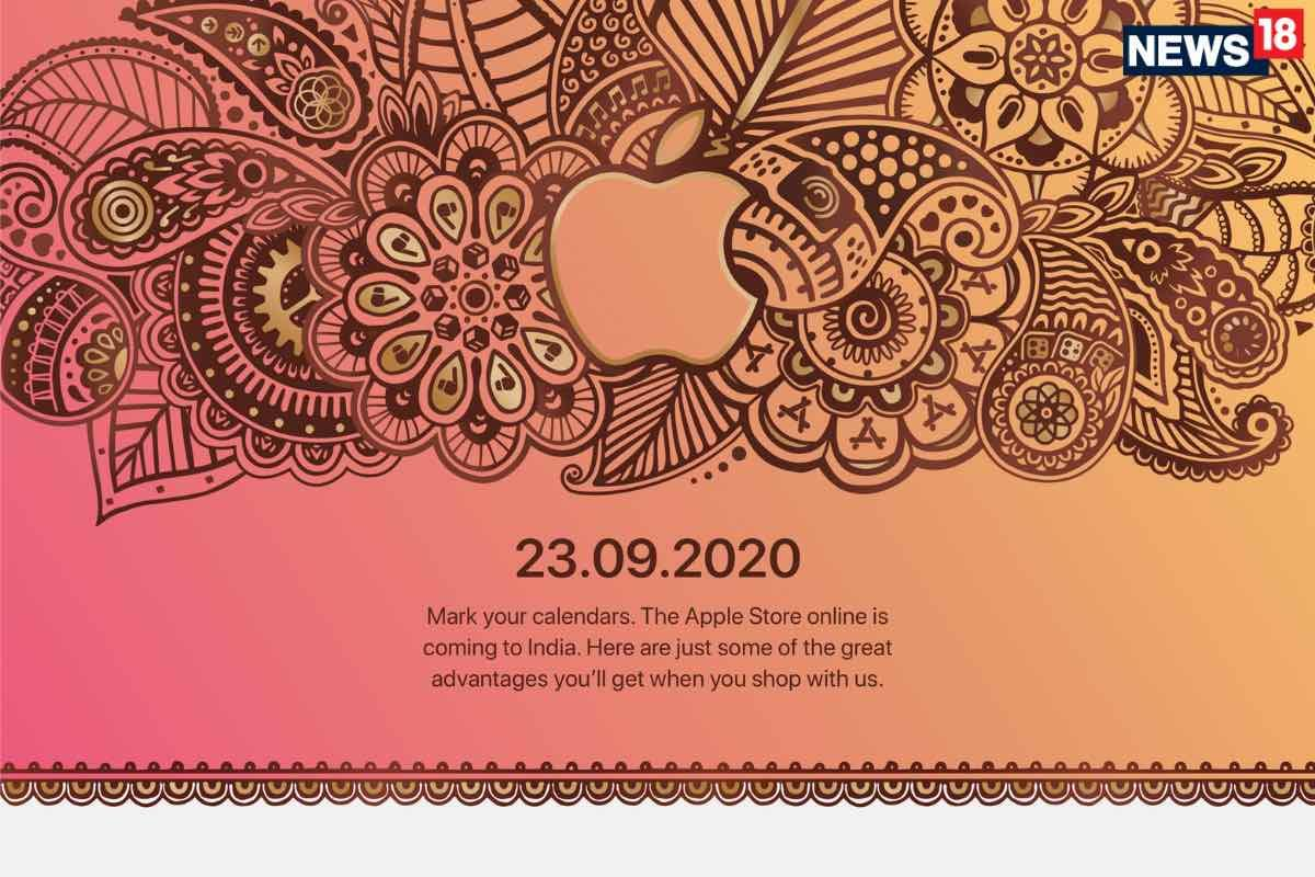 Apple India Online Store Announcement Logo Hides Many Apple Products; Can You Spot Them?