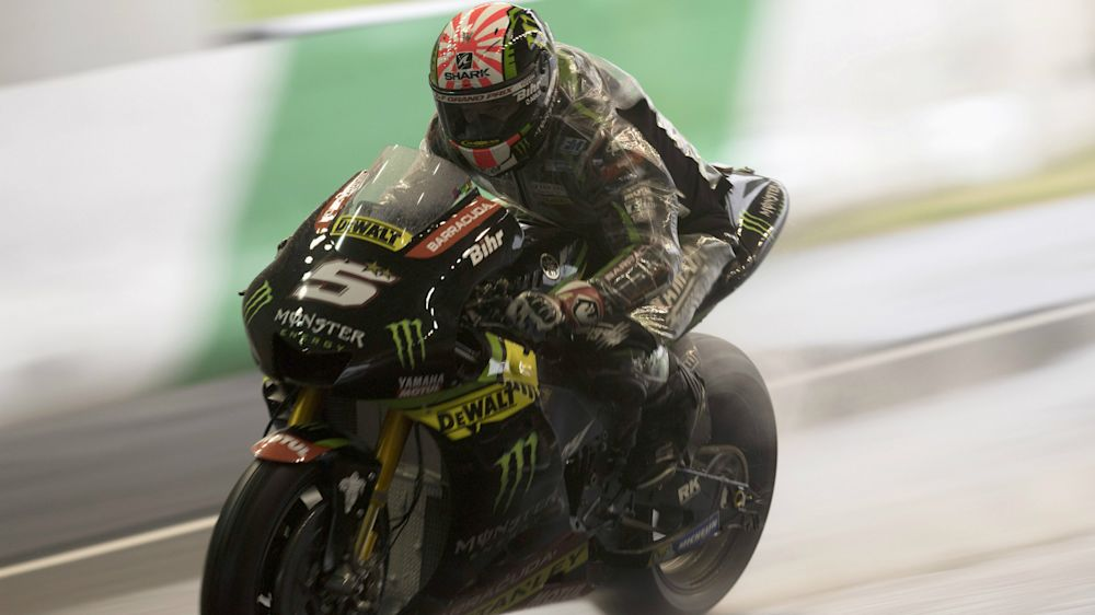 Zarco on pole for Japan GP after qualifying fastest