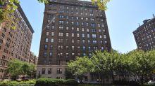 Katie Couric Lists 10-Room Park Avenue Spread
