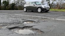 Delivery companies to help map England's potholes