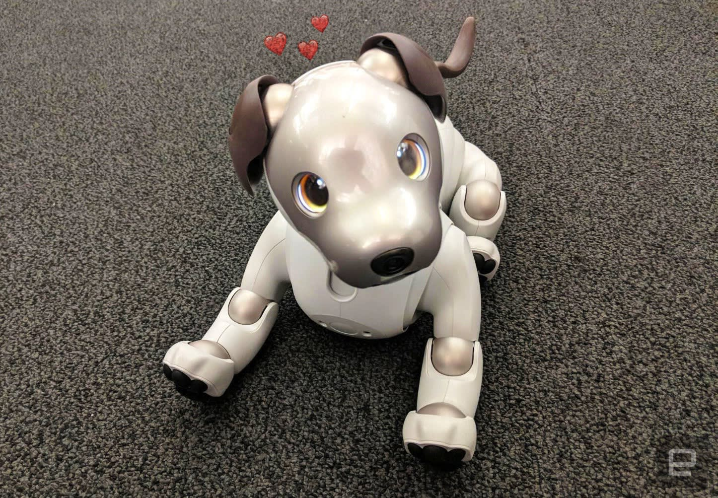 Sony Aibo review: Just get a puppy