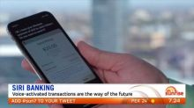 Voice-activated banking the way of the future