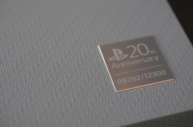 Unboxed: Sony's 20th Anniversary Edition PlayStation 4 is gorgeous, rare and sold out