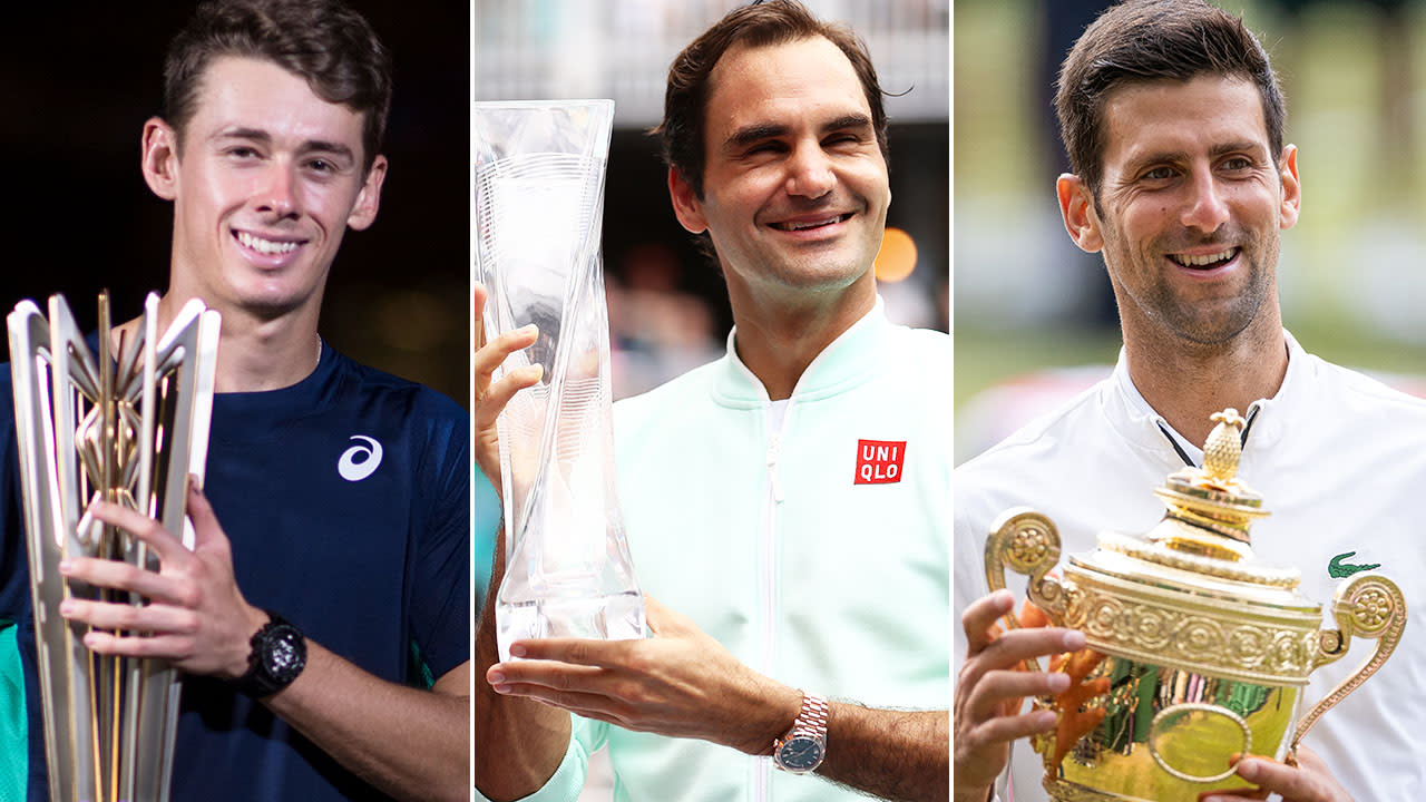Alex de Minaur equals Federer and Djokovic with remarkable feat