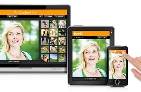 Eye-Fi gets social with the Eye-Fi View online picture portal