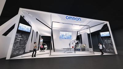Omron Corporation To Exhibit At The Consumer Electronics Show (CES) For The First Time; Celebrated AI Robot FORPHEUS Will Make U.S. Debut