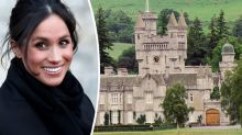 Inside Meghan Markle's first family holiday at the Queen's Balmoral home