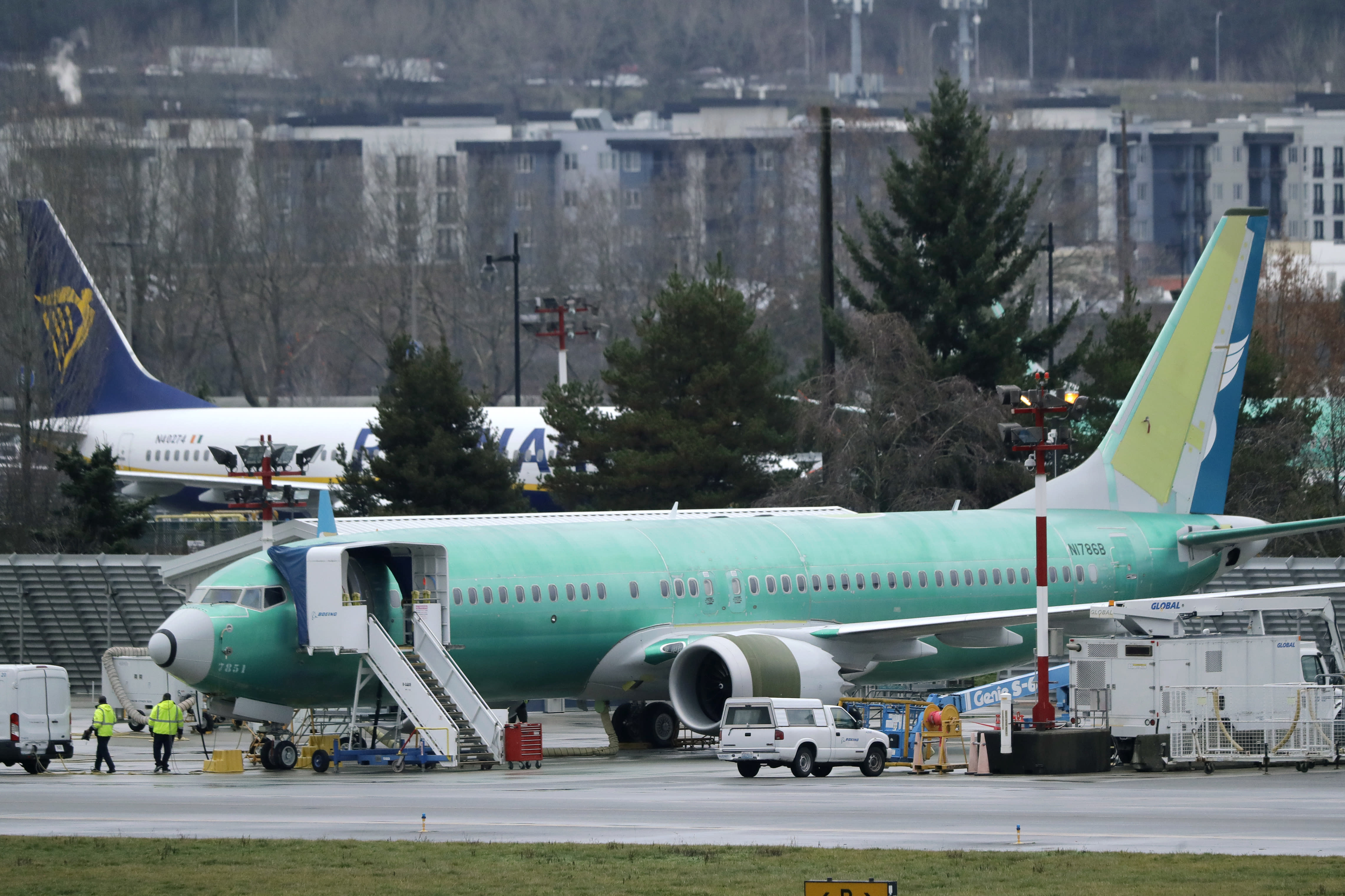 Boeing expected to post another quarterly loss as coronavirus, 737 MAX woes weigh