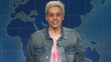 Pete Davidson Addresses Romance With Kaia Gerber, Implies He's Going to Rehab in 'SNL' Appearance .