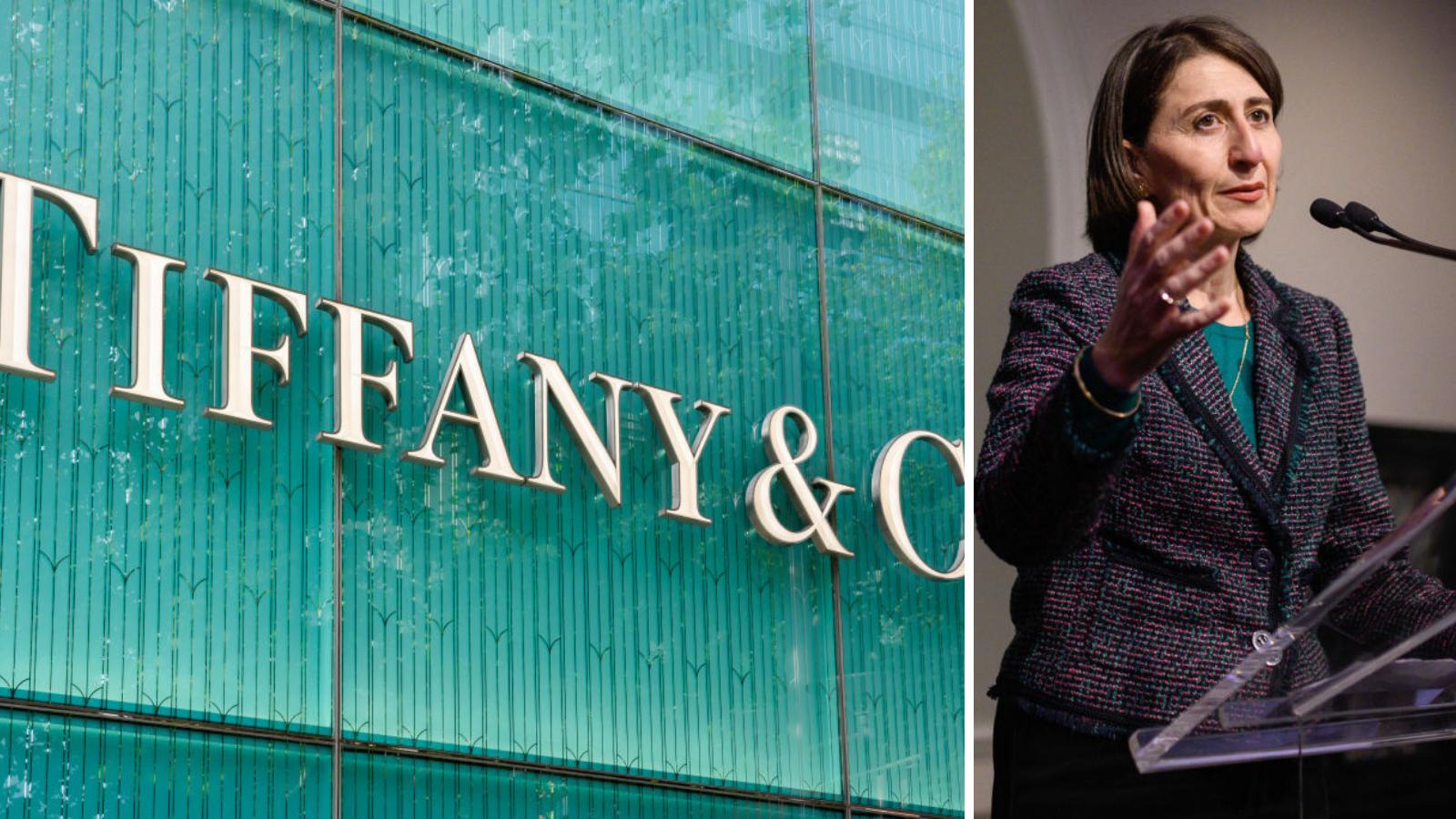 Tiffany & Co sues Sydney metro project for $109 million