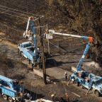 PG&E, Edison Plungeas Wall Street Weighs CaliforniaWildfire Risk